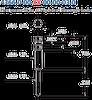 Solderless Pressfit PCB Pin -- 4366-0-00-15-00-00-03-0