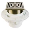 Floor Drain with Square Strainer -- FD7-SQ