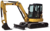 305.5D CR Mini Hydraulic Excavator