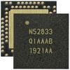 RF Transceiver ICs -- 1490-NRF52833-QIAA-RTR-ND
