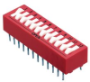 DIP Switch -- 33K2684 - Image