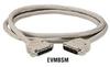 Premium PC/AT Modem Cables, 50-ft. (15.2-m) -- EVMBSM-0050