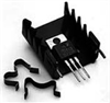 Twisted Fin Heat Sinks -- 240 Series - Image