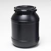 26 Liter Conductive Plastic Drum -- 7026 - Image