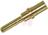 MALE CONTACT, MACHINED 12-14AWG, GOLD PLATE -- 70060092