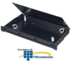 Siemon 6- to 72-Port Fiber Connect Panel with Fixed Tray -- FCP3-RACK