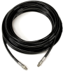 Super Flexible 1/4 in Sewer Jetter Hose 4,400 PSI 50 ft -- VM-150972