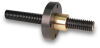 Metric Trapezoidal Lead Screw -- Tr 40 x 7