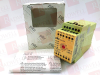 SAFETY RELAY 3SEC 24VDC E-STOP UNIT/GATE MONITOR -- PNOZXV2324VDC2NO