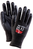 AXIS Touchscreen Cut Protection Gloves Large Cut-Resistant Glove, Level 3, Nitrile Coating Work & Safety Gloves GLV1207-L -- GLV1207 -Image