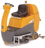 Taski Swingo 2500 Ride-On Automatic Scrubber -- TS2500