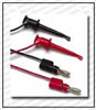 Mini-Hook Test Leads -- Fluke TL940 - Image