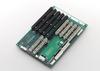 8-slot 3 ISA, 3 PCI, 1 PICMG/PCI -- PCA-6108P4 -Image