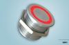 Touch Metal Piezo Switch Ring Illuminated -- SBR1