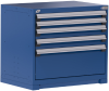 Heavy-Duty Stationary Cabinet (with Compartments) -- R5AEE-3011 -Image