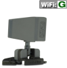 Microcom Technologies WI-FIRE High Power Laptop Screen Mount -- WI-FIRE