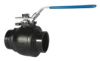 Ball Valve Grooved with Lever Handle