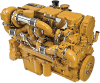 Land Mechanical Drilling Engines C18 ACERT™ -- 18495209