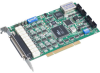 14-bit, 12-ch Analog Output Universal PCI Card with 32-ch Digital I/O -- PCI-1727U