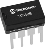 Thermal Management, Brushless DC Fan Controllers and Fan Fault Detectors -- TC649B