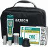 3-in-1 Kit Chlorine, pH, Temp w/Refillable pH Electrode -- EX800R