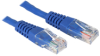 StarTech.com Molded Cat5e Crossover UTP Patch Cable -- M45CROSS50BL