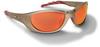 3M(TM) Fuel(TM) 2 Protective Eyewear, 11650-00000-10 Red Mirror Lens, Metallic Sand Frame 10 ea/case -- 078371-62153