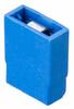 2 Pos. Female Jumper Socket, Open Shunt, Blue -- M7571-46 -- View Larger Image