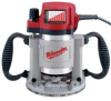 MILWAUKEE 3-1/2 Max HP Fixed-Base Production Router -- Model# 5625-20
