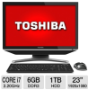 Toshiba DX735-D3360 All-In-One PC - Intel Core i7-2670QM 2.2 -- PQQ10U-01G00N