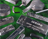 Indium Metal -- Indium-Tin Alloy Bar - 91In 9Sn (1lb)