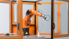Robot System for STEM Education -- KUKA ready2_educate_KORE Cart - Image