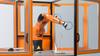 Robot System for STEM Education -- KUKA ready2_educate_KORE Cart - Image