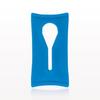 Slide Clamp, Blue