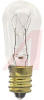 Lamp;Light, Indicator; 37 lumens (Approx.); 1500 hr; 3/4 in.; C-7A -- 70216138