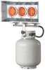 HEATER TRIPLE HEAD PORTABLE TANK MOUTED -- IBI756383