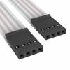 Flat Flex Cables (FFC, FPC) -- A9BBG-0406F-ND -Image