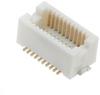 Rectangular Connectors - Arrays, Edge Type, Mezzanine (Board to Board) -- H11727TR-ND -Image