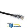 Leviton SlimLine Patch Cord, GigaMax 5e, CAT 5e -- 5D460-20E
