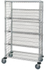 Wire Shelving - Carts - Healthcare & Medical - WRCSL5-63-1836EP