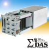 Rugged, Conduction Cooled, Integrated PC/104 Embedded Data Acquisition Systems -- E4-DAS