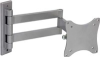 LCD Monitor Double Arm Wall Mount WM-LCD