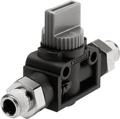 HE-3-1/4-1/4 Shut-off valve -