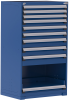 Heavy-Duty Stationary Cabinet (with Compartments) -- R5AEE-5811 -Image