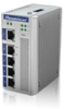 Unmanaged Industrial PoE Switches -- HES5A-4E60 Series -Image