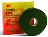 Scotch(R) 130C Linerless Rubber Splicing Tape, 1 in x 10 ft (25 mm x 3 m), 24 per case -- 054007-41751