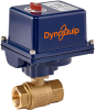 Electrically Actuated Brass Valve -- EHH Series -Image