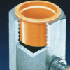 Tapered Polyethylene Plugs -- 41148