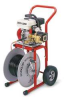 Water Jetter Drain Machine,1 1/4-6 In -- 2RPC8