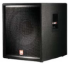 18 Inch Portable Subwoofer System with Cast Frame -- JRX118S